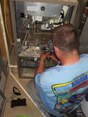 Heating and cooling service in Sedalia, MO